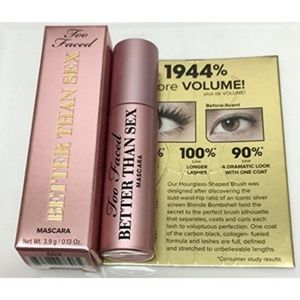 TOO FACED - Better Than Sex Mascara (Mini)